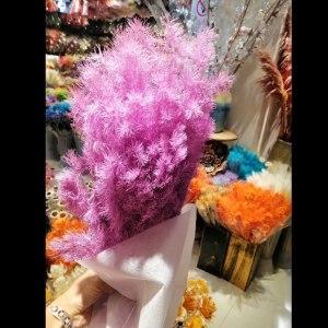 永生紫色蓬莱松 (若干枝/扎)